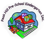 Peak Hill Pre School - Child Care