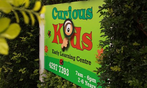 Curious Kids - Child Care