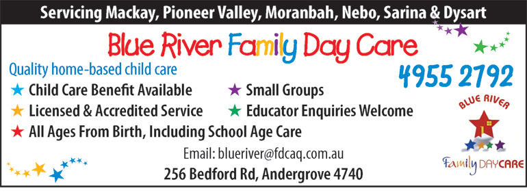 Blue River Family Day Care