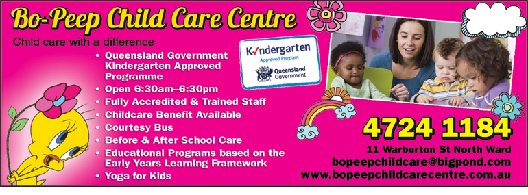 Bo Peep Child Care Centre