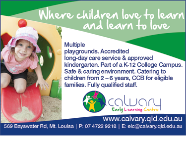 Calvary Early Learning Centre