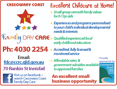 Cassowary Coast Family Day Care