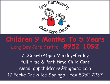 Gap Community Child Care Centre