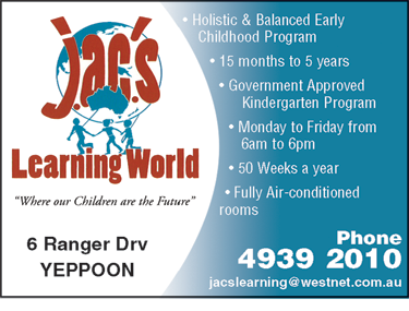 JAC?s Learning World