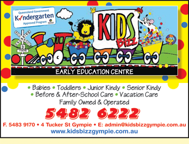 Kids Bizz Early Education Centre