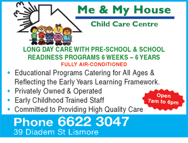 Me & My House Child Care Centre