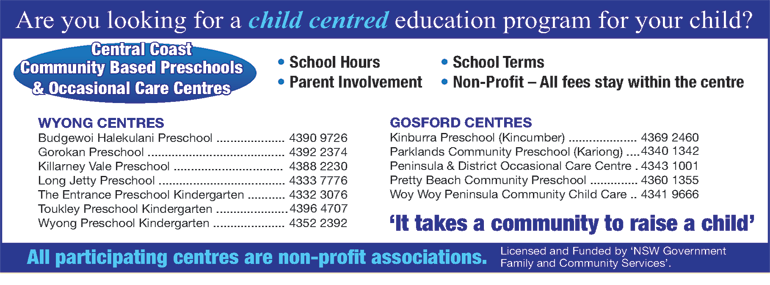 Parklands Community Preschool (Kariong)