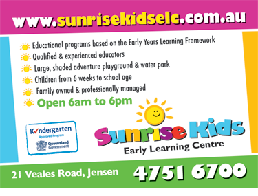 Sunrise Kids Early Learning Centre