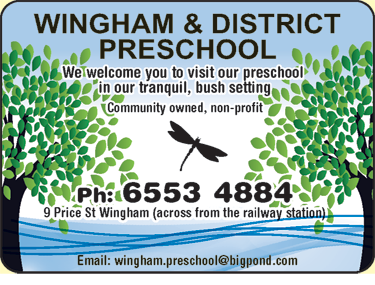 Wingham & District Preschool