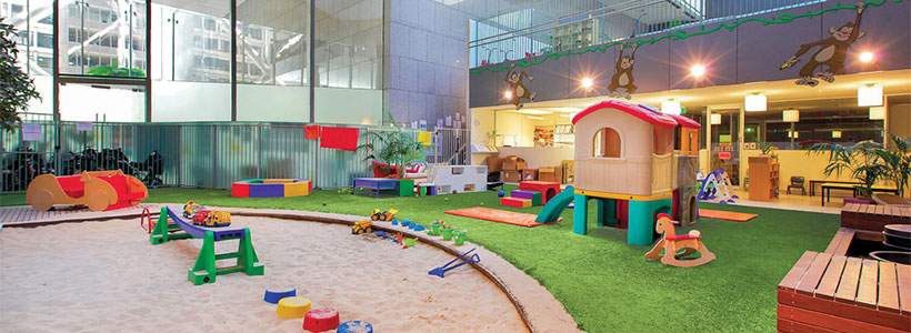 Castlereagh Street Early Learning Centre - Child Care