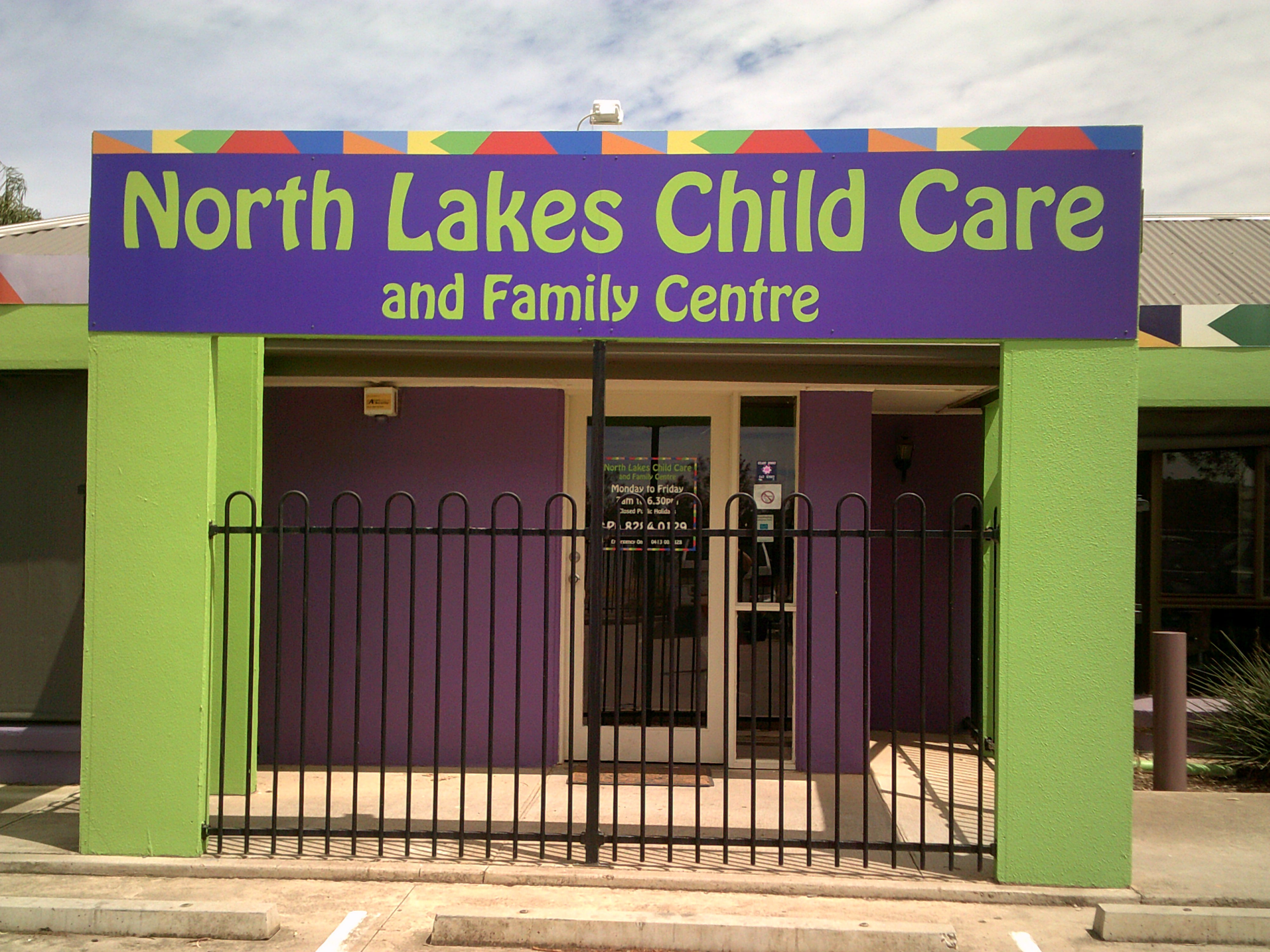 North Lakes Child Care  Family Centre - Child Care